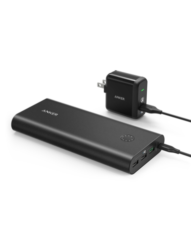 Anker Powercore+ 26800 (Black)