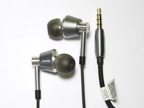 1 More Single Driver In-Ear Headphones