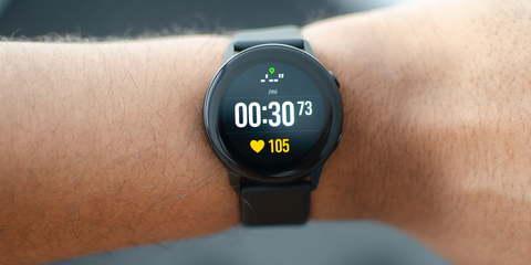 Samsung Galaxy Watch Active- Black