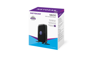 NETGEAR N600 Dual Band Wi-Fi Router - ClickBow.com