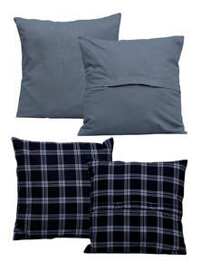 Fine Cotton Cushion Cover (5 Piece Set)