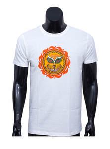 Orange Tiger Mask T-Shirt