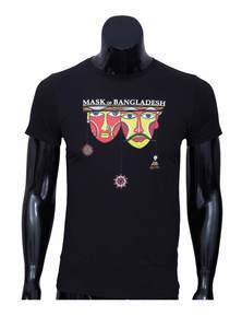 Black Mask of Bangladesh T-Shirt