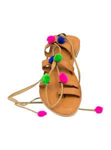 Artificial Leather Taga Shoe