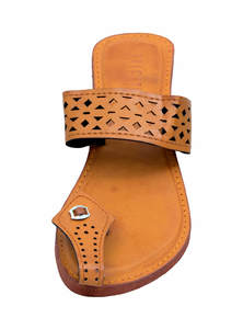 Artificial Leather Kolhapuri Shoe