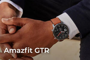 AMAZFIT GTR STAINLESS GLOBAL EDITION (47MM)