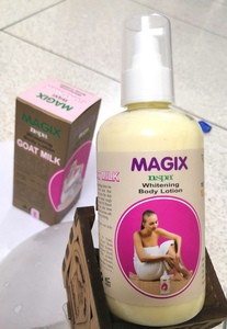 Whitening Body Lotion-MAGIX
