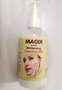 Whitening Cleansing Milk-MAGIX