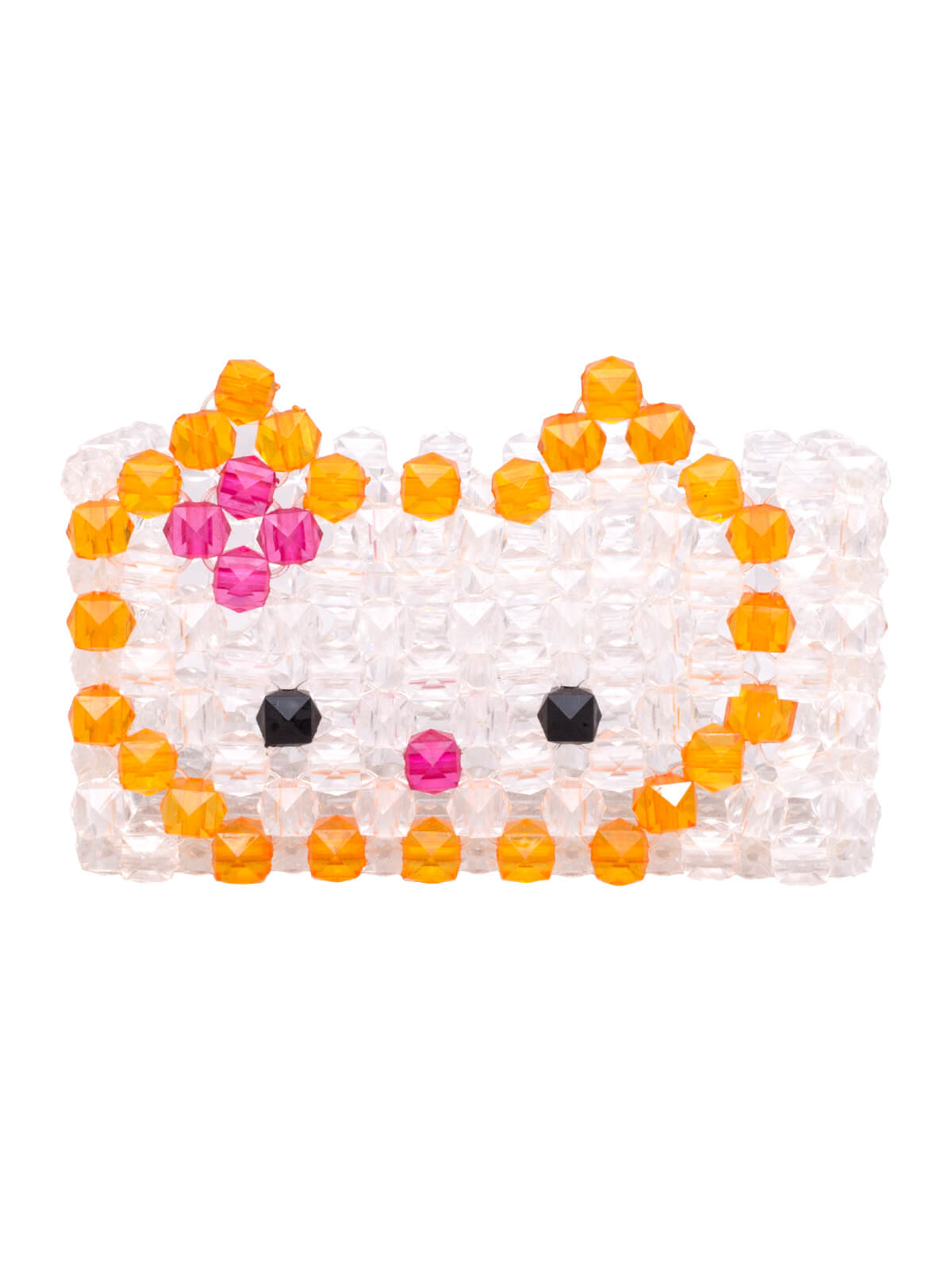 Crystal Beads Card Holder