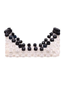 Crystal Beads Card Holder
