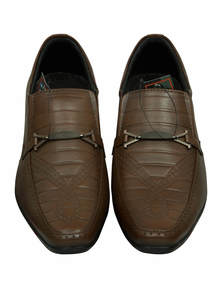 Irish Coffee Leather Gents Shoes