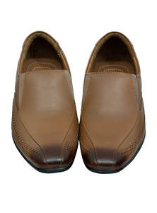 Pale Brown Gents Shoes