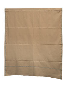 Sandal Brown Hand Loomed Gent's Shawl