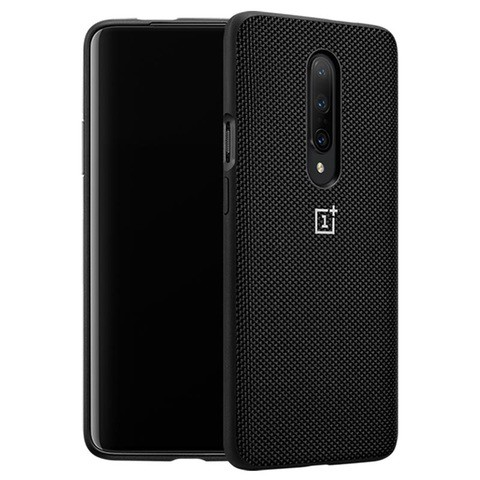OnePlus 7 Pro Official Nylon Bumper Case