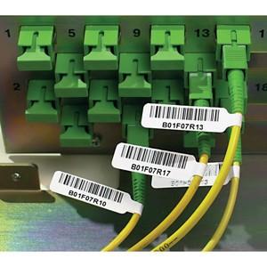 Fiber Optic Cable Labels Sticker