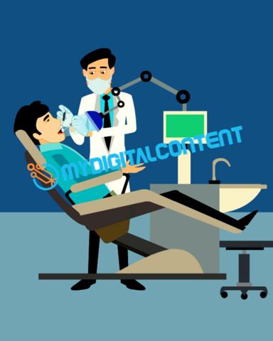 Dentist 2D Animated Explainer Video