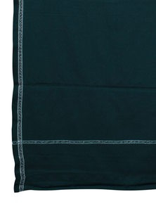 Hand Loomed Men Shawl Made By Recycled Fabric