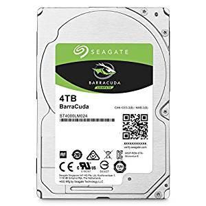 Seagate Hard Disk Drive 4TB