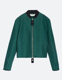 Bomber in Cotton