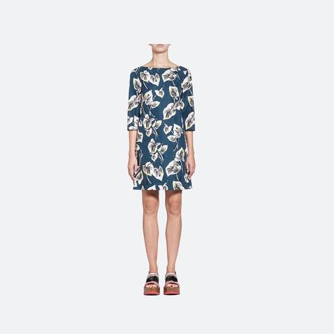 Medium Sleeve Dress
