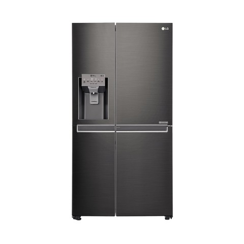 LG 674 L Frost Free Side By Side Refrigerator