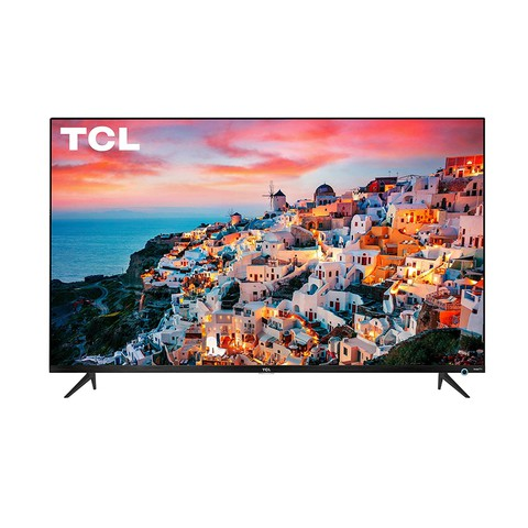 Samsung Flat 55-Inch QLED 4K Q60 Series Ultra HD Smart TV