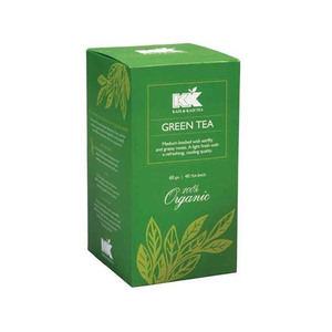 Kazi & Kazi Green Tea Box-40 Tea Bags (60 gm)