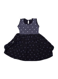 Toddler Baby Girls Sleeveless Frock