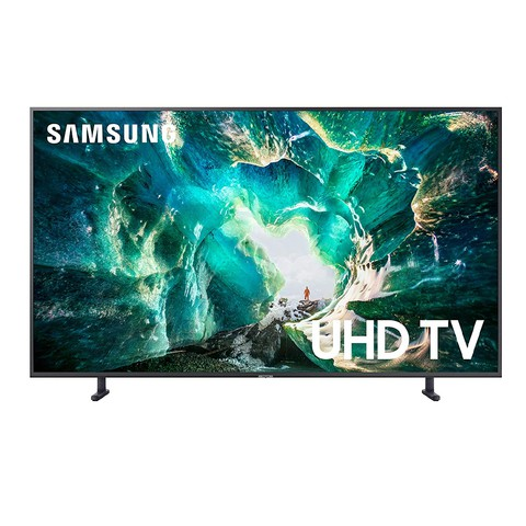Samsung UN55RU8000FXZA Flat 55-Inch 4K 8 Series Ultra HD Smart TV with HDR