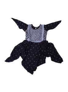 Toddler Baby Girls Sleeveless Handkerchief Frock