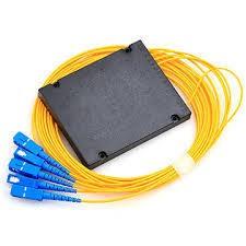 PLC ABS box Splitter 1x4 with SC UPC