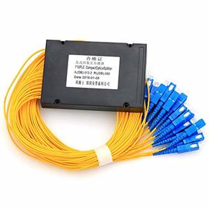 PLC ABS box Splitter 1x16 with SC UPC