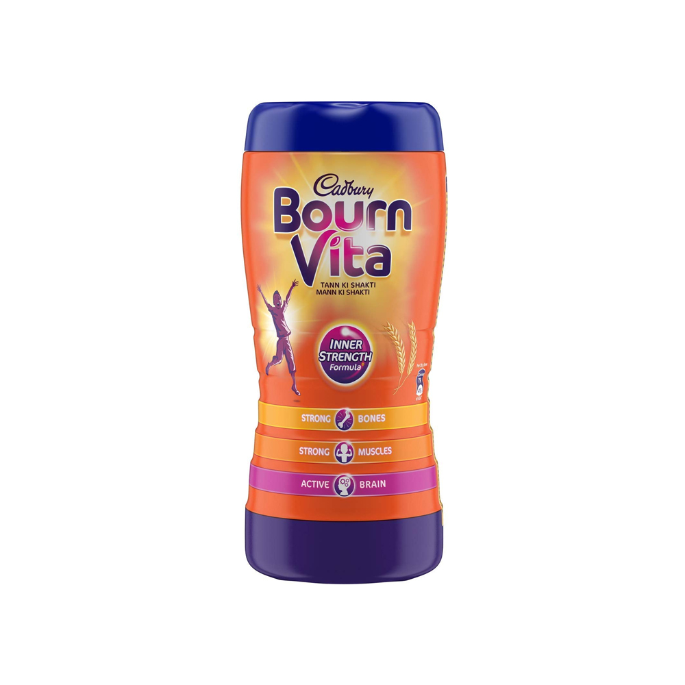 Bournvita Health Drink Jar, 1 kg