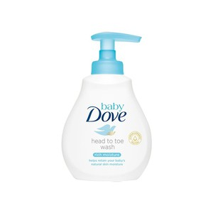 Dove Baby Sensitive Moisture Lotion