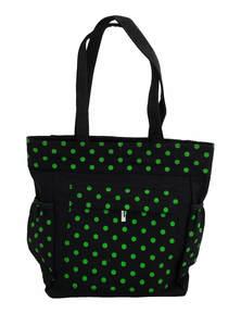 Eco-Friendly Cotton Fabric Woven Reusable Ladies Shoulder Bag