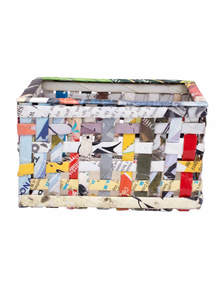 Eco-Friendly and Recycled Handmade Paper Box