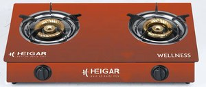 Heigar 409 GL (Double Glass Auto Gas Stove)