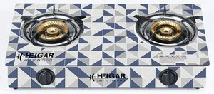 Heigar 410 GL (Double Glass Auto Gas Stove)