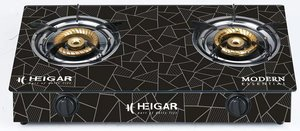 Heigar 411 GL (Double Glass Auto Gas Stove)