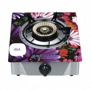 Heigar 464 GL (Single Glass Auto Gas Stove)