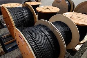 poly optical fiber 2 core outdoor
