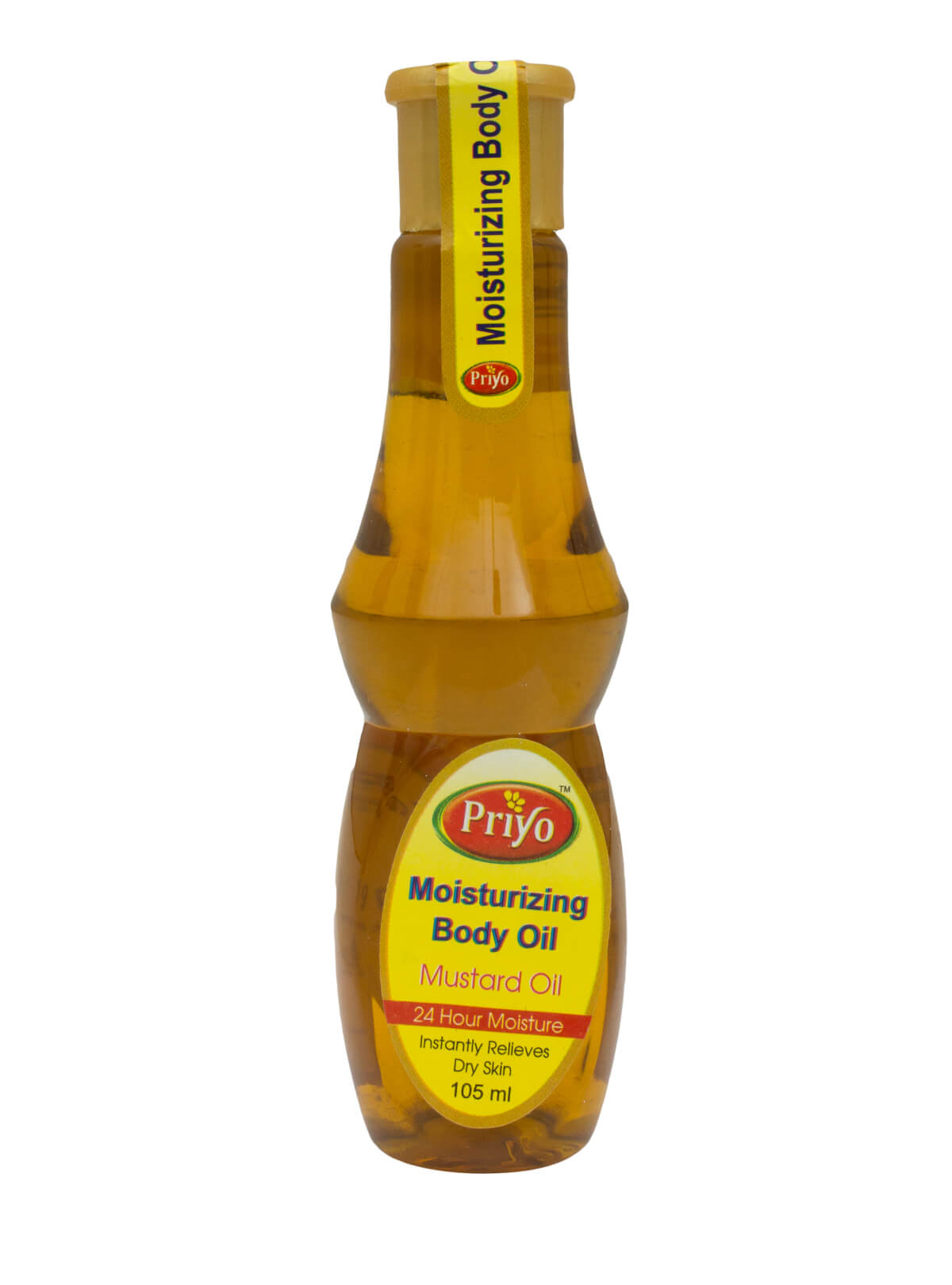 100% Refined Natural Mustard Seed Oil for Skin
