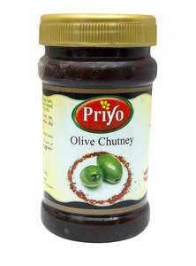 Traditional Handmade Olive Chutney