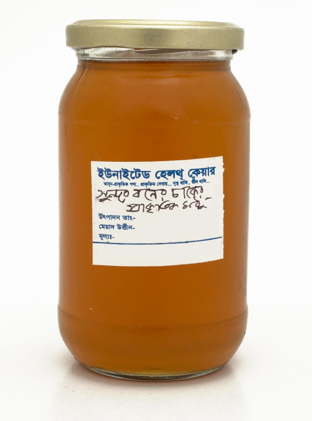 Sundarban Natural Khalisha Flower Raw Bee Honey