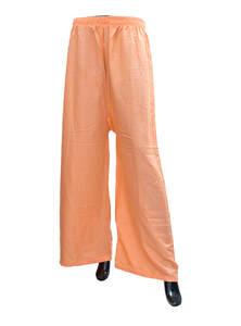 Long Wide Leg Linen Trousers Pants Palazzo For Women