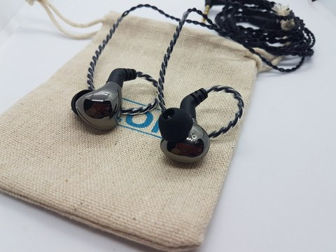 BLON 03 in Ear Earphone With Mic