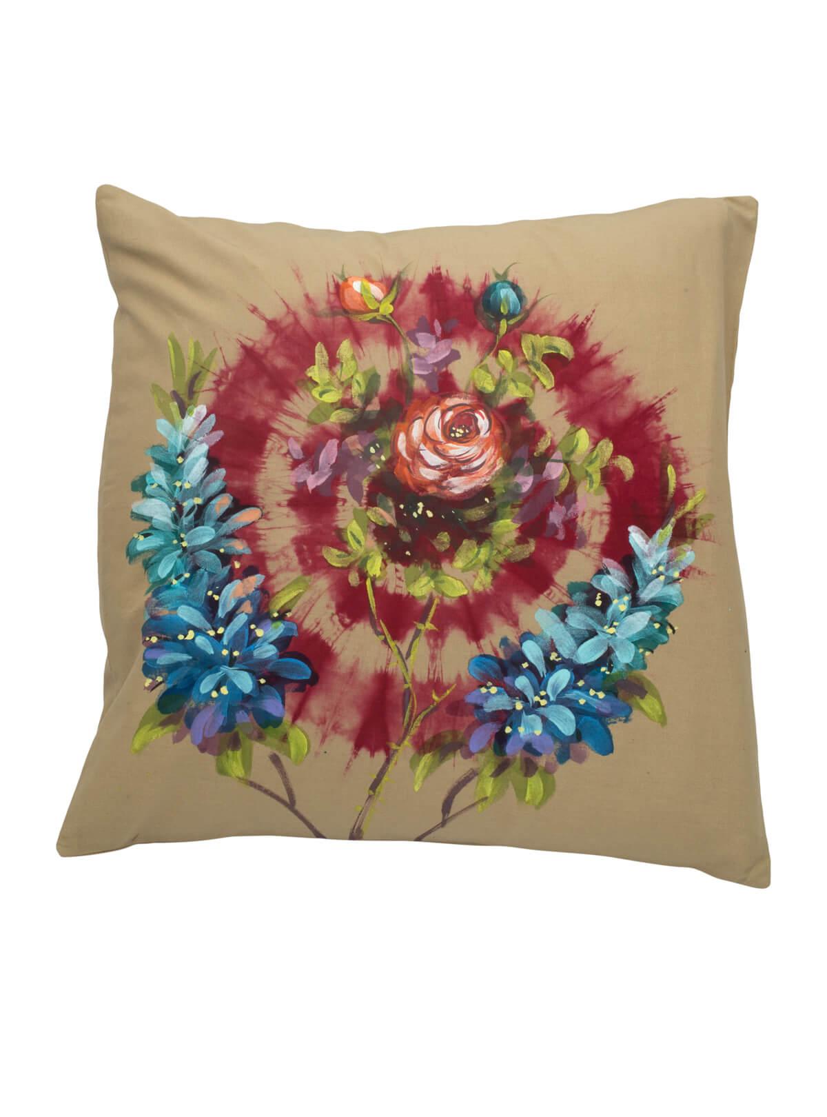 Handmade Cotton Cushion Cover