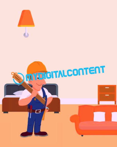 Furniture Shop 2D Animated Explainer Video