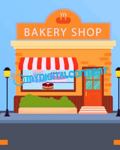Bakery 2D Animated Explainer VIdeo
