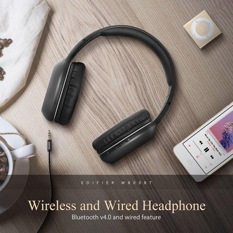 Edifier W800BT Wireless Bluetooth Headphone